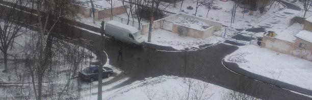 16 марта, снег… Но лучше, чем во Львове.