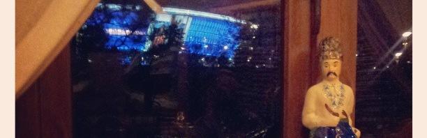 А из нашего окна… Донбасс-Арена видна…