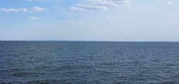 Почти море…