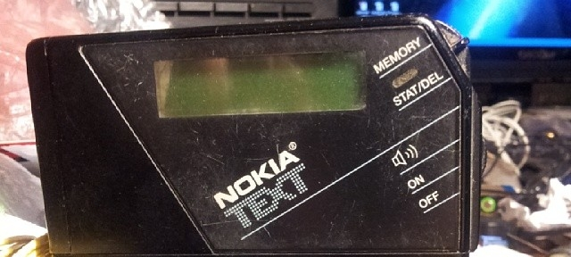 Пейджер Nokia Made in Finland