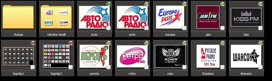 Пример Логотипов для Bolero и Columbus