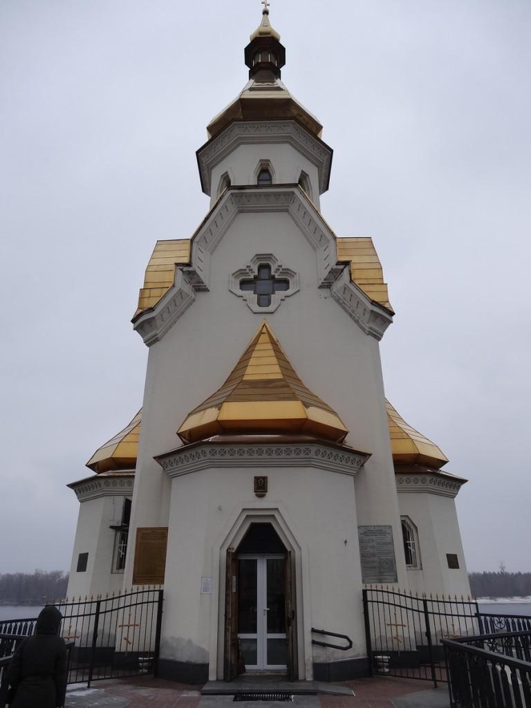 Церковь Николая Чудотворца на водах