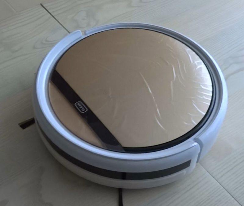 Робот-пылесос Chuwi ILIFE V5 Pro по прозвищу Чувак.